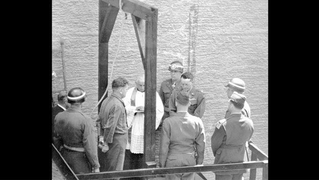 The Executions at Nuremburg