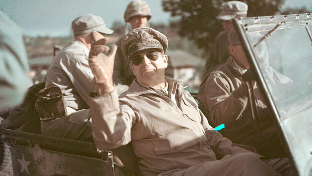 General MacArthur Dismissed
