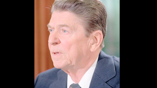 Ronald Reagan's Anti-Soviet Joke Caught on Tape