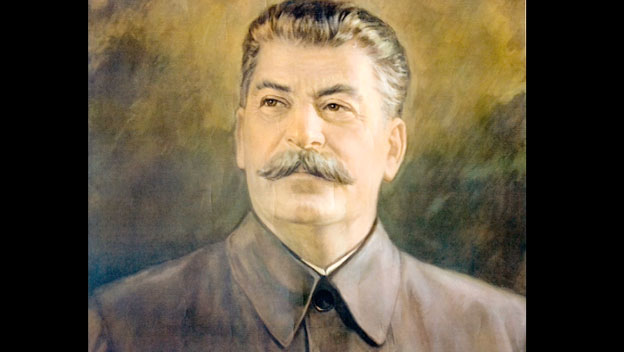 Stalin on Korean War