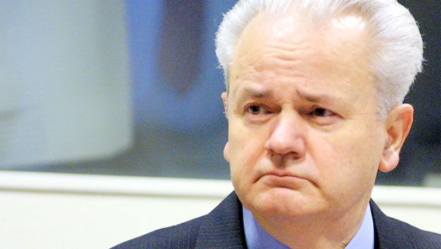 Milosevic Handed Over to the Hague