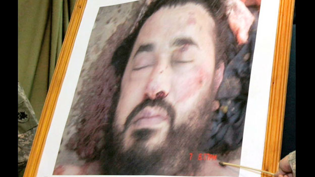 Zarqawi Killed in Iraq