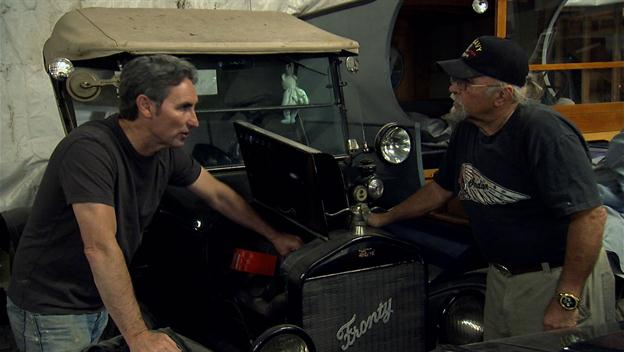 American Pickers: Plymouth Rocks