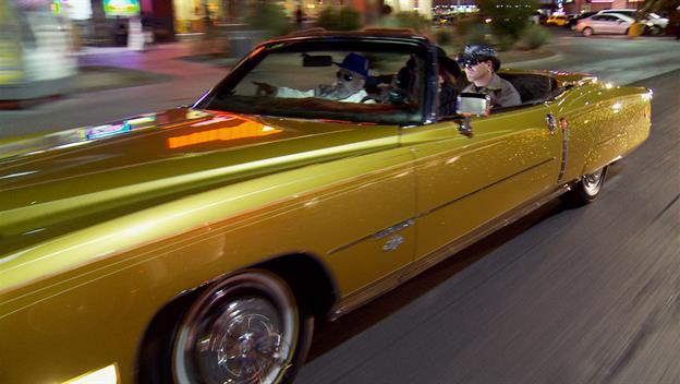 Sexy '71 Cadillac