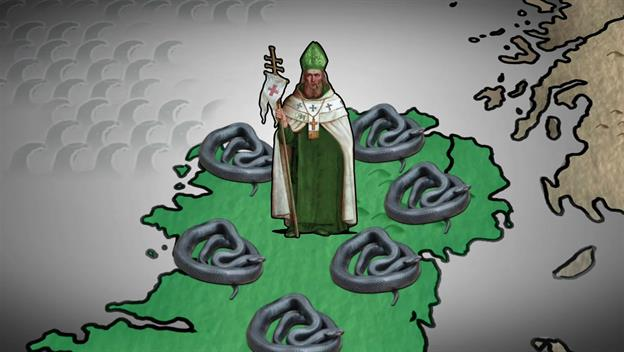 Bet You Didn't Know: St. Patrick's Day