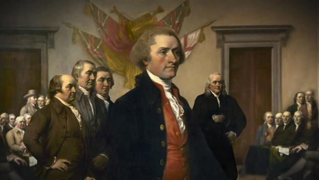 Ask HISTORY: Did all the founding fathers wear wigs?
