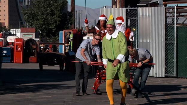 Ho! Ho! Ho! Merry Restorations!