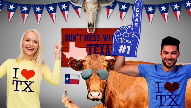 Bet You Didn't Know: Texas