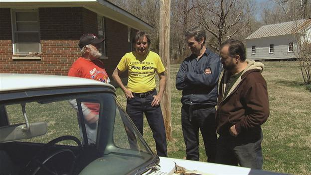 American Pickers: Alien vs. Picker