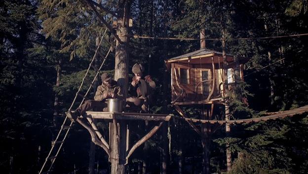 The Woodsmen: Climb High or Die