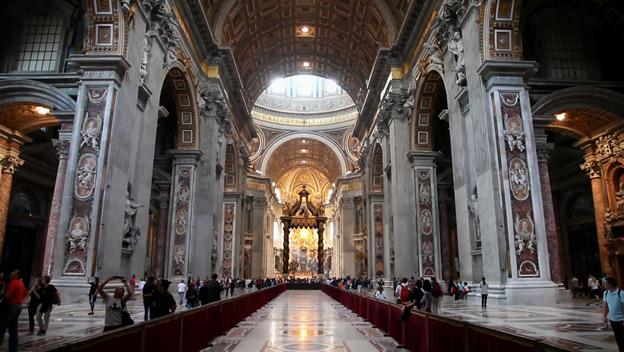 History of Saint Peter's Basilica