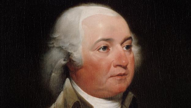 Political Career of President John Adams