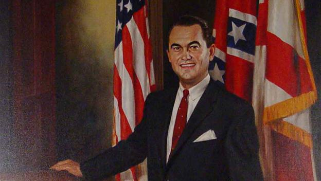 George Wallace Opposes Integration