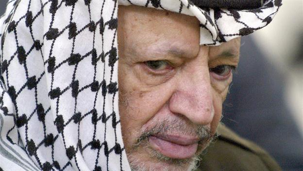 Yasir Arafat on First Israel-Palestinian Peace