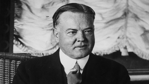 Herbert Hoover Accepts 1932 Nomination