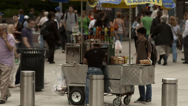 Modern Marvels: Food Trucks