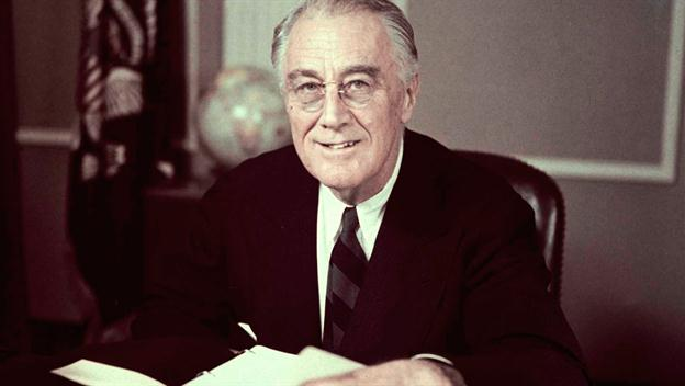 Franklin D. Roosevelt and the Tennessee Valley Authority Act
