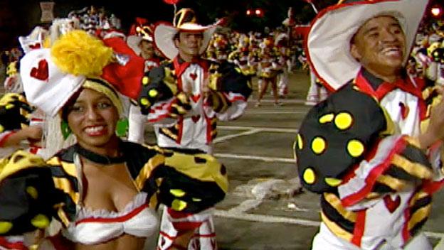 History of Mardi Gras