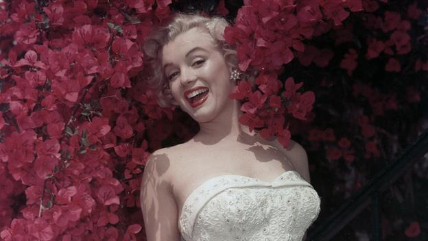 Marilyn Monroe Weds Joe DiMaggio, 1954