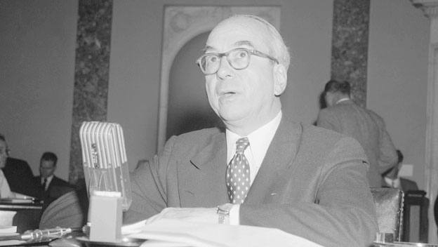 Lewis Strauss on America's Atomic Development