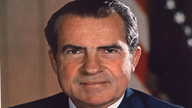 Nixon Announces Vietnam Peace Agreement