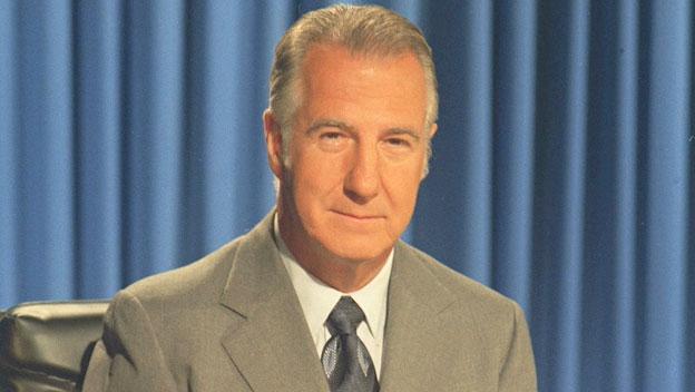 Spiro Agnew Resigns