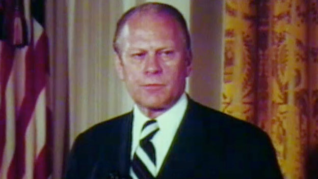 Inaugural Address: Gerald Ford