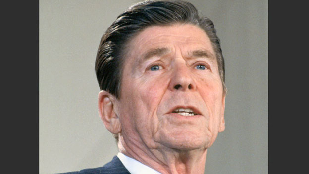 Reagan Supports Poland's Solidarity Movement