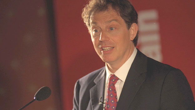 Tony Blair Campaigns