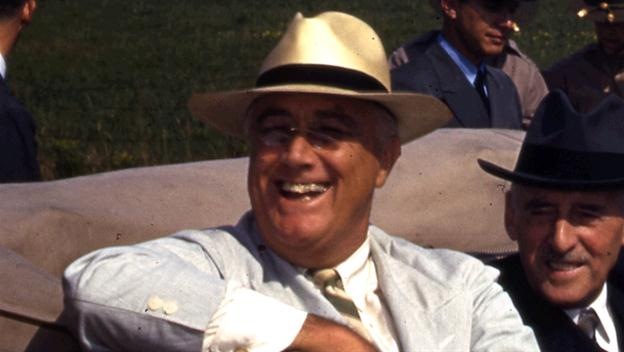 Franklin D. Roosevelt's Personal Strength