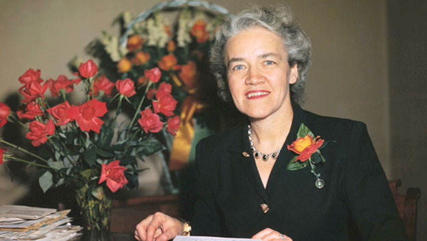 Margaret Chase Smith Denounces McCarthy