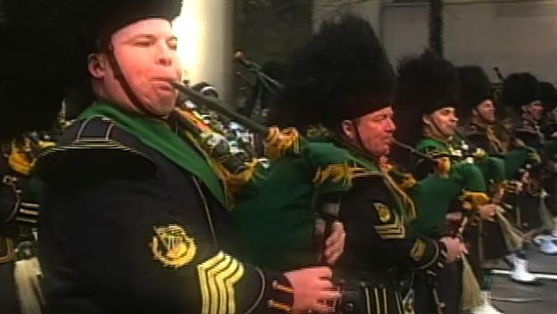 History of St Patrick's Day Parades Around the World