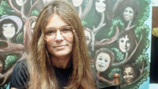 Gloria Steinem Addresses the Women of America