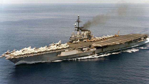USS Franklin Roosevelt