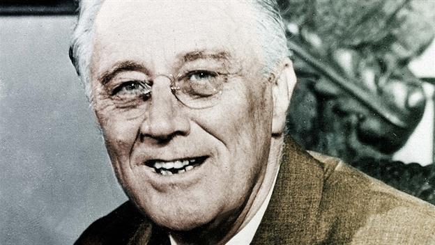 Franklin D. Roosevelt Denies Communist Agenda