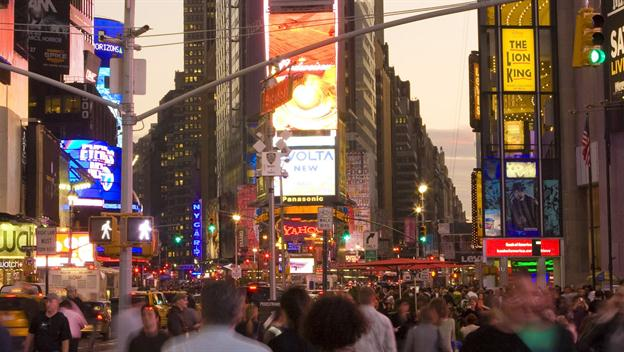 Super Cities: New York City