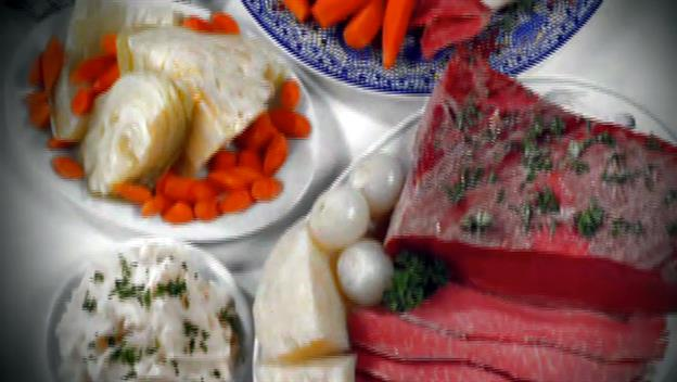 St. Patrick's Day Foods: Why Corned Beef and Cabbage?
