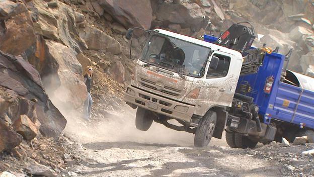 IRT Deadliest Roads: Dead Man's Canyon