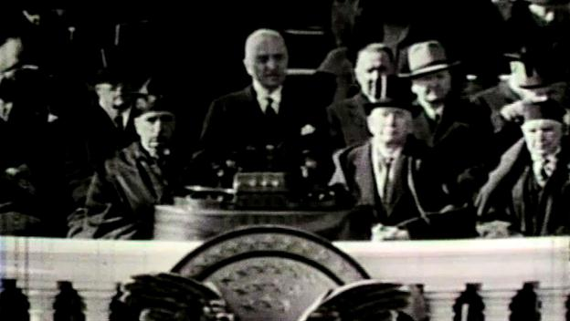 Inaugural Address: Harry Truman