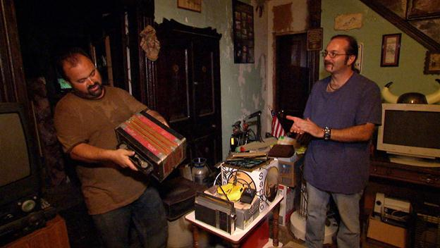 American Pickers: Trading Up