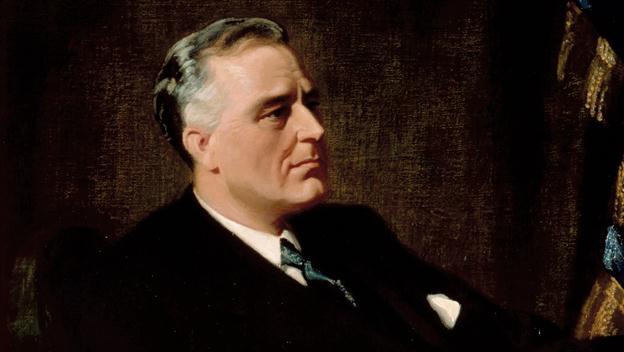 Franklin D. Roosevelt Encourages Greek Resistance