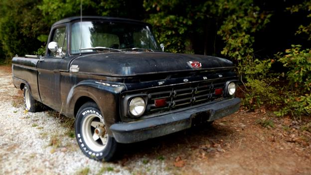 Fixing Up a Ford F100