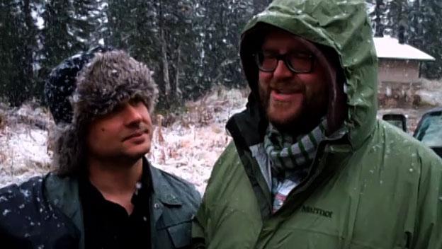 Rutledge Loves Snow