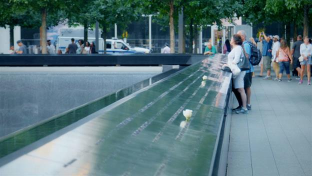 New Yorkers Remember 9/11, Fifteen Years Later.