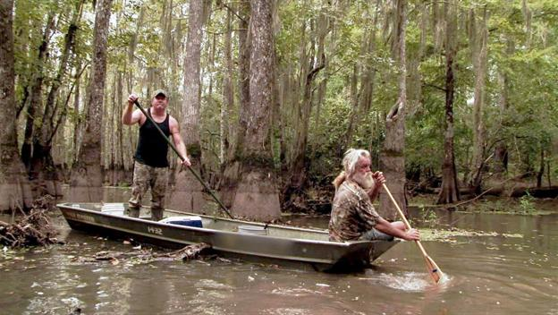 Swamp People: Gravedigger
