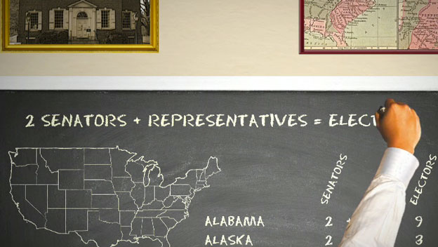 Ask HISTORY: What's the Electoral College?