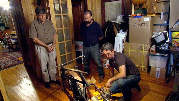 American Pickers: The Royal Risk