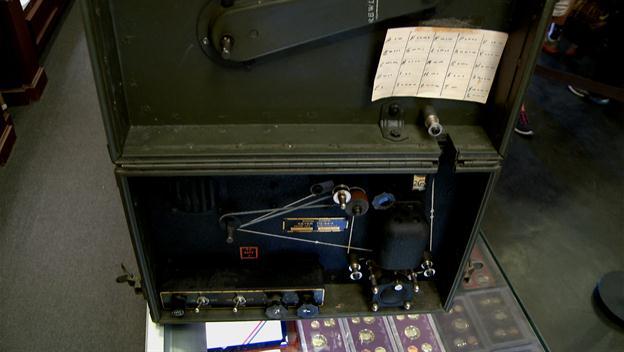 WWII Morse Code Reader