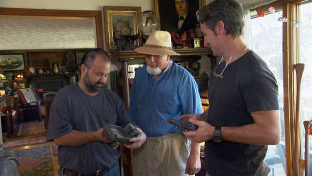American Pickers: Haunted Honeyhole