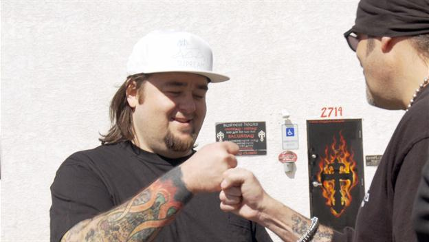Counting Cars: Chumlee's Challenge